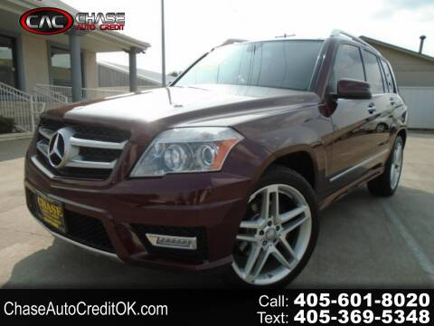 2011 Mercedes-Benz GLK for sale at Chase Auto Credit in Oklahoma City OK