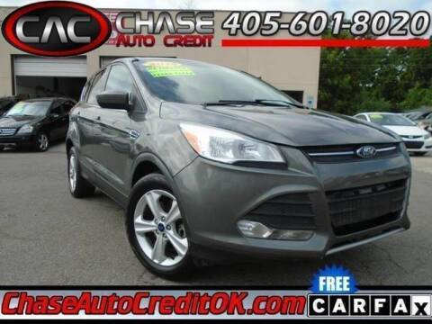 2014 Ford Escape for sale at Chase Auto Credit in Oklahoma City OK