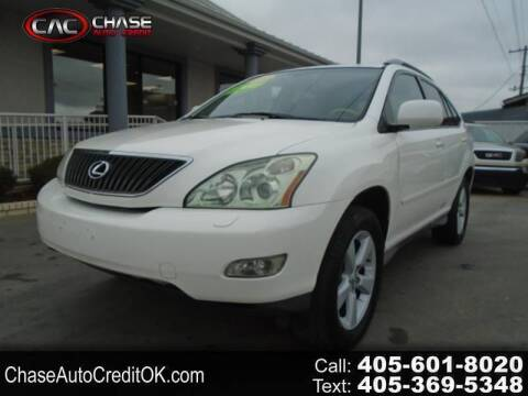 2007 Lexus RX 350 for sale at Chase Auto Credit in Oklahoma City OK