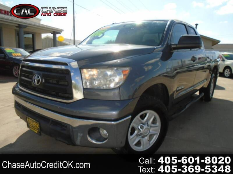 2012 Toyota Tundra for sale at Chase Auto Credit in Oklahoma City OK