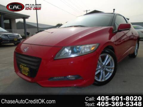 2012 Honda CR-Z for sale at Chase Auto Credit in Oklahoma City OK