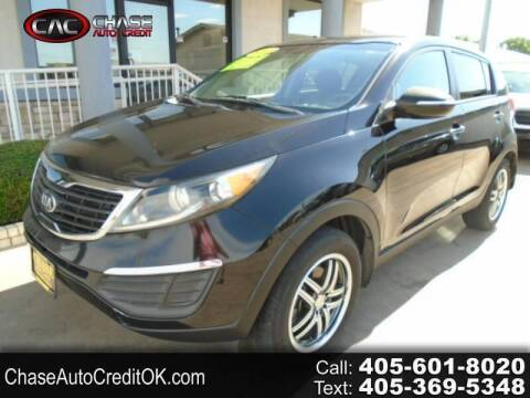 2013 Kia Sportage for sale at Chase Auto Credit in Oklahoma City OK