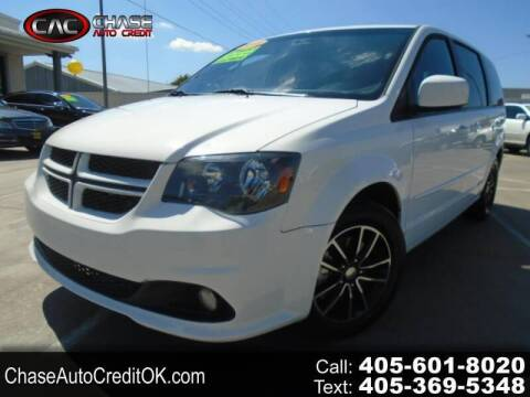 2017 Dodge Grand Caravan for sale at Chase Auto Credit in Oklahoma City OK