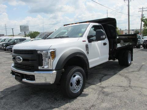 2018 Ford F-450 11FT DUMP for sale in Saint Louis, MO