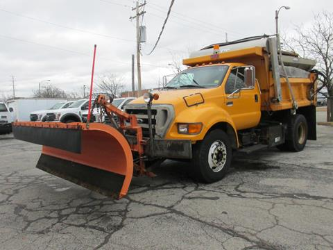 2004 Ford F-750 Super Duty for sale in Saint Louis, MO