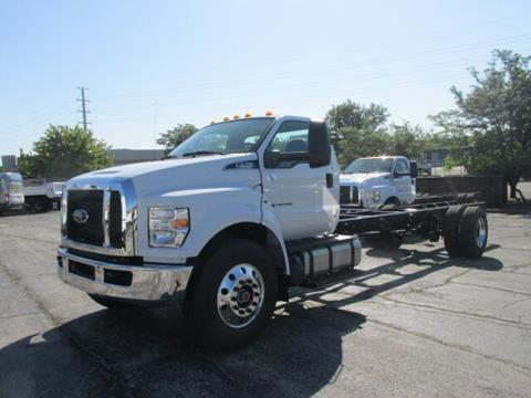 2019 Ford F-750 Super Duty for sale in Saint Louis, MO