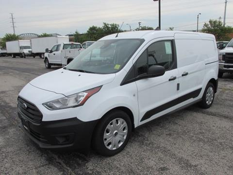 2020 Ford Transit Connect Cargo for sale at BROADWAY FORD TRUCK SALES in Saint Louis MO