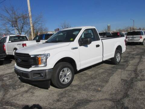 2019 Ford F-150 for sale at BROADWAY FORD TRUCK SALES in Saint Louis MO