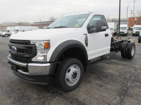 2020 Ford F-550 Super Duty for sale at BROADWAY FORD TRUCK SALES in Saint Louis MO