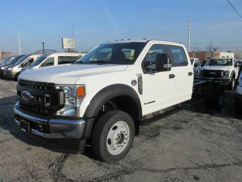 2020 Ford F-450 Super Duty for sale at BROADWAY FORD TRUCK SALES in Saint Louis MO