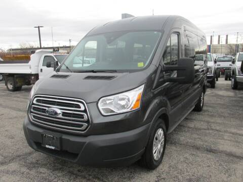 2018 Ford Transit Passenger for sale at BROADWAY FORD TRUCK SALES in Saint Louis MO