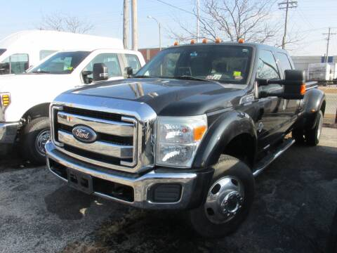 2011 Ford F-450 Super Duty for sale at BROADWAY FORD TRUCK SALES in Saint Louis MO