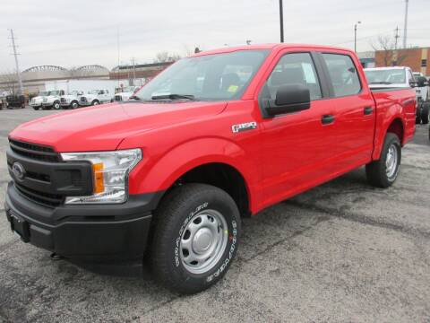 2020 Ford F-150 for sale at BROADWAY FORD TRUCK SALES in Saint Louis MO