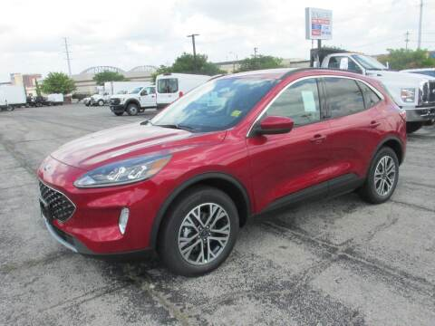 2020 Ford Escape for sale at BROADWAY FORD TRUCK SALES in Saint Louis MO