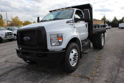 2019 Ford F-650 Super Duty for sale at BROADWAY FORD TRUCK SALES in Saint Louis MO