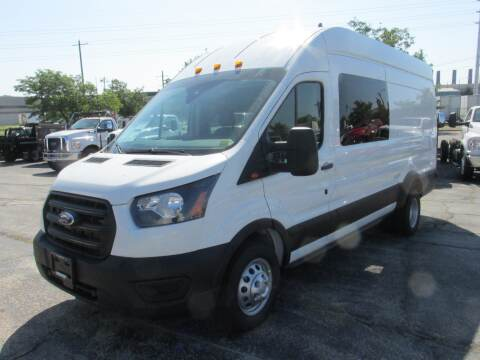 2020 Ford Transit Crew for sale at BROADWAY FORD TRUCK SALES in Saint Louis MO