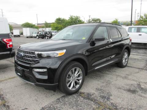2020 Ford Explorer for sale at BROADWAY FORD TRUCK SALES in Saint Louis MO