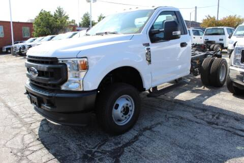 2020 Ford F-350 Super Duty for sale at BROADWAY FORD TRUCK SALES in Saint Louis MO