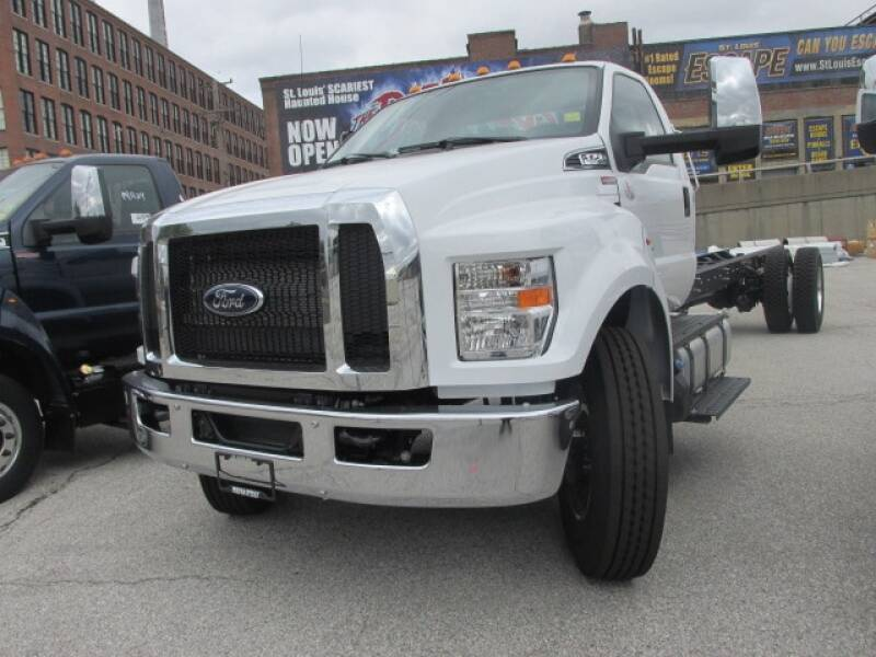 2019 Ford F-750 Super Duty for sale at BROADWAY FORD TRUCK SALES in Saint Louis MO