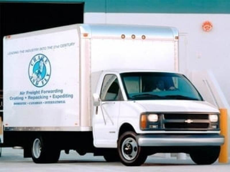 2002 Chevrolet Express Cutaway for sale at BROADWAY FORD TRUCK SALES in Saint Louis MO