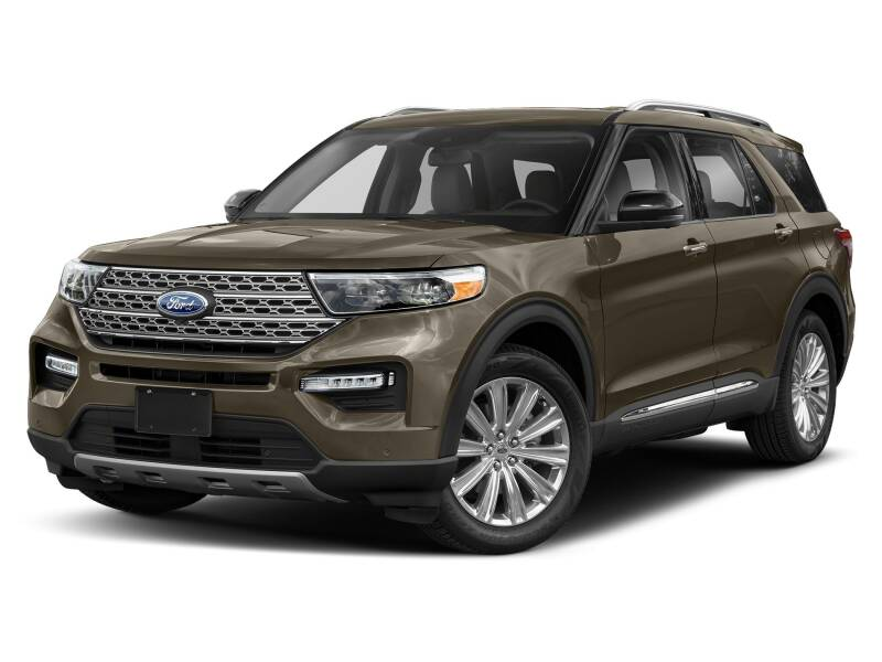 2021 Ford Explorer for sale at BROADWAY FORD TRUCK SALES in Saint Louis MO
