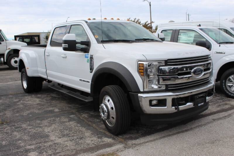 2019 Ford F-550 Super Duty for sale at BROADWAY FORD TRUCK SALES in Saint Louis MO
