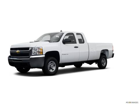 2008 Chevrolet Silverado 2500HD for sale at BROADWAY FORD TRUCK SALES in Saint Louis MO