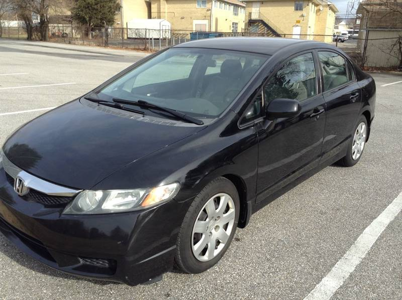 2010 Honda Civic For Sale At Terpul Auto Sales U0026 Service LLC In Clinton MD