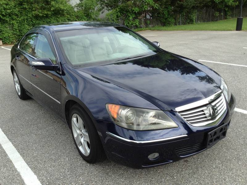 Acura RL SHAWD WTech In Clinton MD Terpul Auto Sales - Acura rl for sale