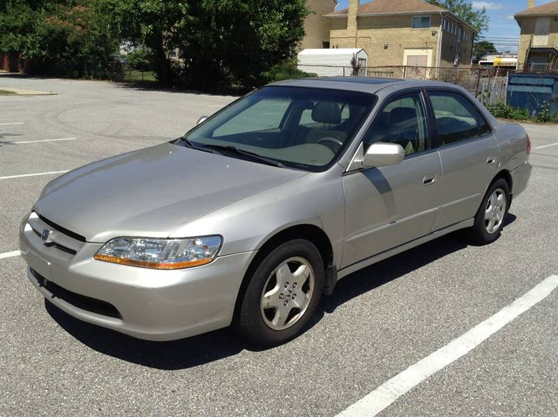 1999 Honda Accord For Sale At Terpul Auto Sales U0026 Service LLC In Clinton MD