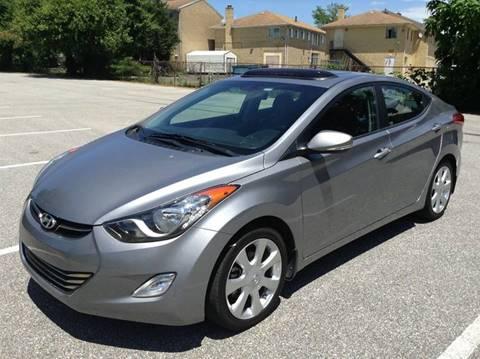 2013 Hyundai Elantra For Sale At Terpul Auto Sales U0026 Service LLC In Clinton  MD