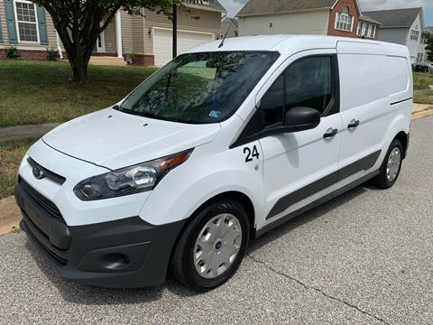 Used Ford Transit Connect >> 2017 Ford Transit Connect Cargo For Sale In Clinton Md