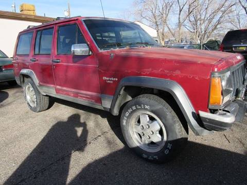 1990 Jeep Cherokee for sale in Albuquerque, NM