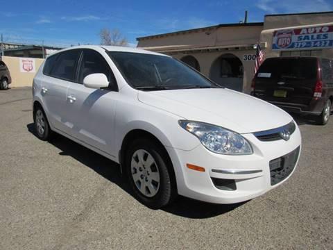 2012 Hyundai Elantra Touring for sale in Albuquerque, NM