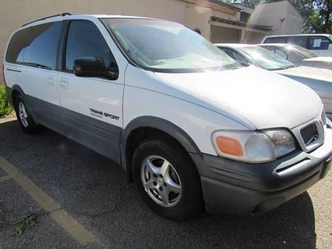 1997 Pontiac Trans Sport for sale in Albuquerque, NM