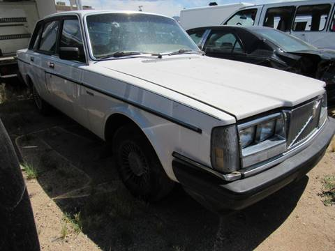 1983 Volvo 240 For Sale In Albuquerque Nm