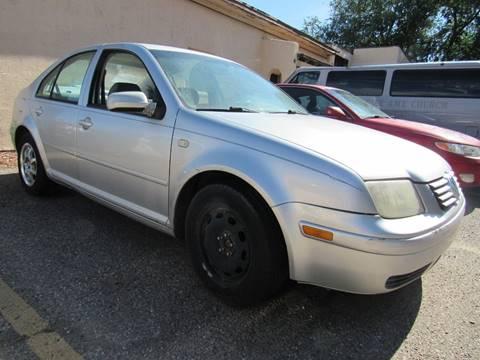2000 Volkswagen Jetta for sale in Albuquerque, NM
