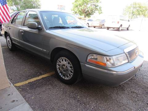 2003 Mercury Grand Marquis for sale in Albuquerque, NM