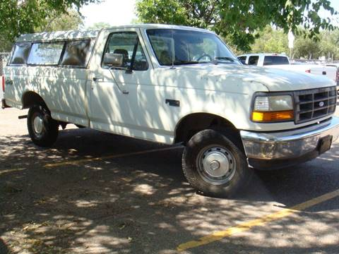 1993 Ford F-150 for sale in Albuquerque, NM
