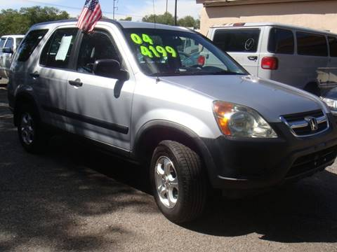 2004 Honda CR-V for sale in Albuquerque, NM