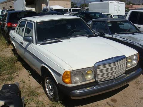 1983 Mercedes-Benz 300-Class for sale in Albuquerque, NM