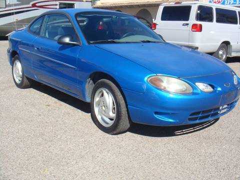 Ford Town Carlsbad Nm >> 2000 Ford Escort For Sale In Albuquerque Nm