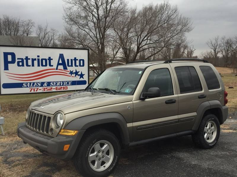 Exceptional 2006 Jeep Liberty For Sale At Patriot Auto Sales U0026 Services In Fayetteville  PA