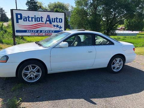 Used Acura CL For Sale In Jackson MS Carsforsalecom - 2003 acura cl type s for sale