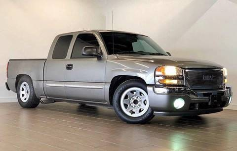 2007 GMC Sierra 1500 Classic for sale at Texas Prime Motors in Houston TX