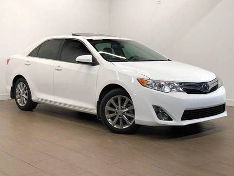 2013 Toyota Camry for sale at Texas Prime Motors in Houston TX