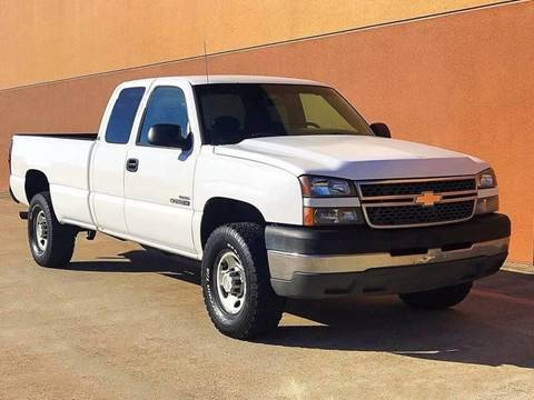 2005 Chevrolet Silverado 2500HD for sale at Texas Prime Motors in Houston TX