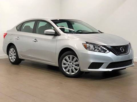 2017 Nissan Sentra for sale at Texas Prime Motors in Houston TX