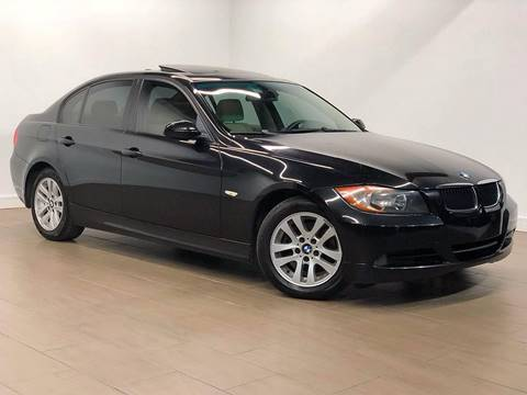 2006 BMW 3 Series for sale at Texas Prime Motors in Houston TX