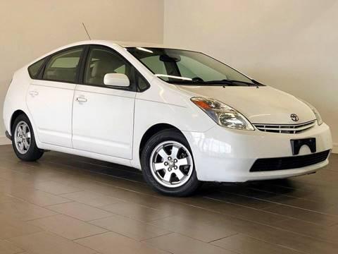 2005 Toyota Prius for sale at Texas Prime Motors in Houston TX